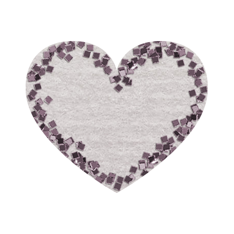 Lovestruck - Purple Heart