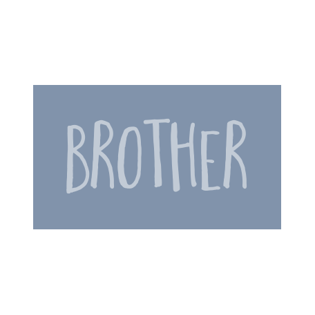 Family Day Word Art - Label - Brother graphic by Marisa ...
