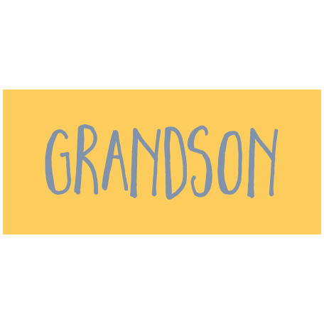 Family Day Word Art - Label - Grandson graphic by Marisa ...