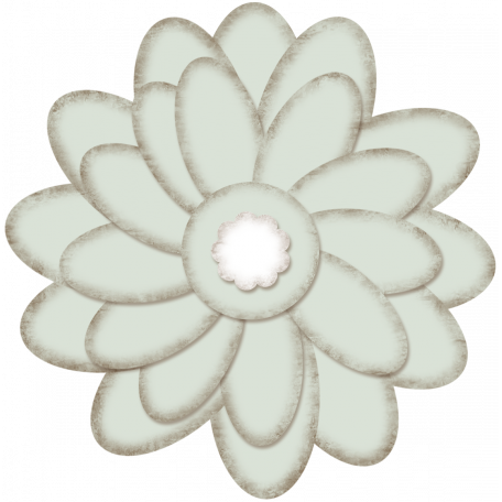 Paper Flower 10 Template