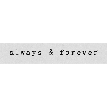 Autumn Art Word Snippet - Always & Forever graphic by Marisa