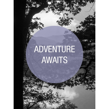 Photo Pocket Card Adventure Awaits