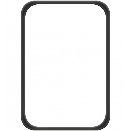 The Most Useful Frame 1 Rubber Black