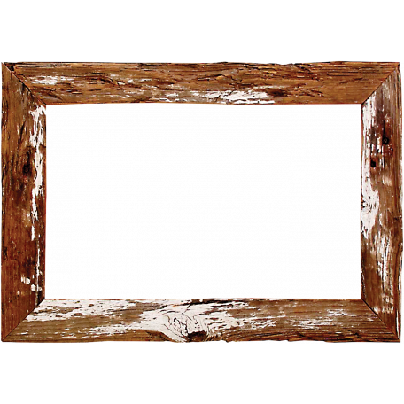 Back To Nature - Brown Wood Frame 2 - graphic by Janet ...