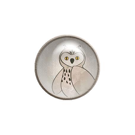 Woodland Winter - Owl Brad