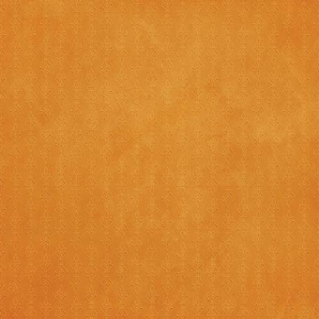 Woodland Winter - Orange Ornamental Paper