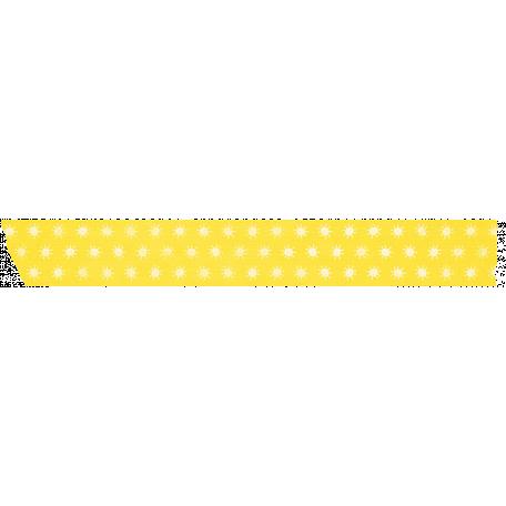 Summer Splash - Yellow Tape graphic by Janet Scott | Pixel ...