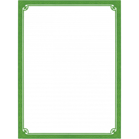 spring day collab may flowers green frame graphic by