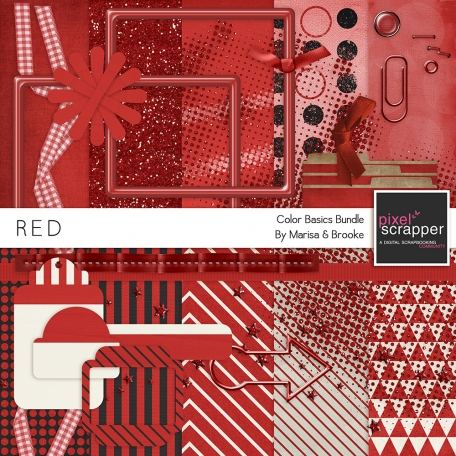 Color Basics - Red Kit