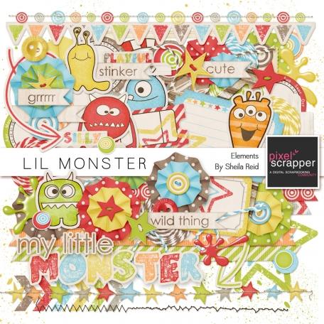 Lil Monster Elements Kit