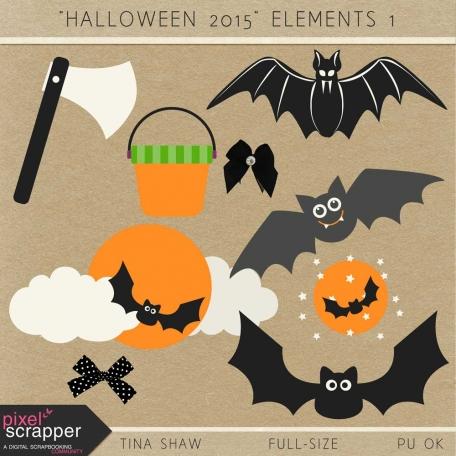 Halloween 2015: Elements 01