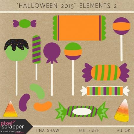 Halloween 2015: Elements 02