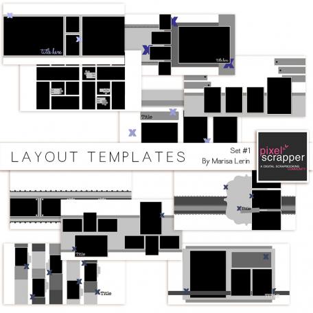 Layout Templates Kit #1