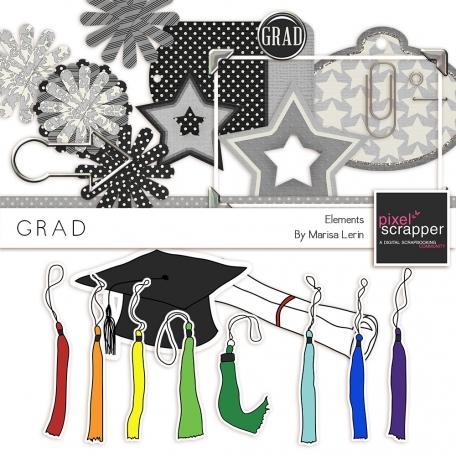 Grad Elements Kit