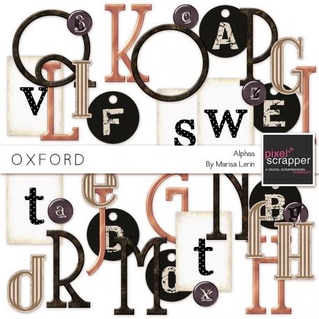 Oxford Alphas Kit