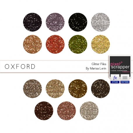 Oxford Glitters Kit