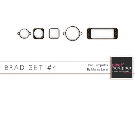 Brad Set #4 - Iron Kit