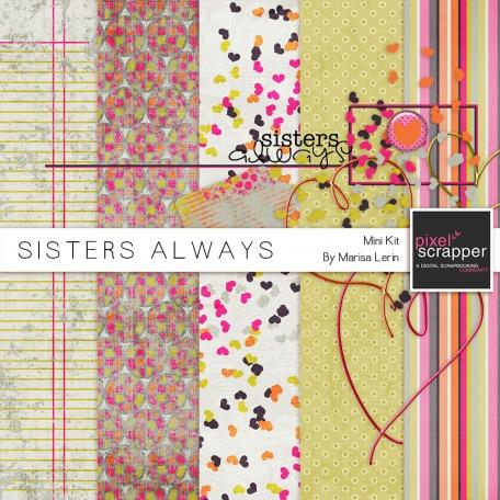 Sisters Always Mini Kit