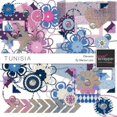 Tunisia Elements Kit