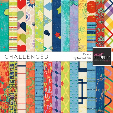 Challenged Papers Kit