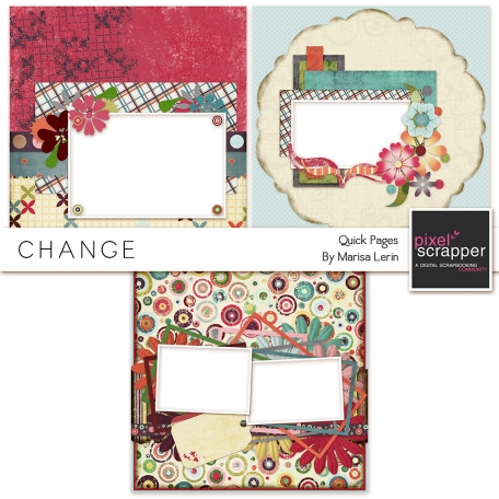 Change Quick Pages Kit