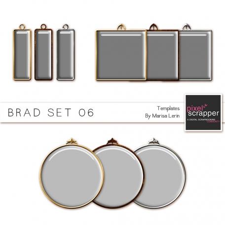 Brad Templates Kit #6