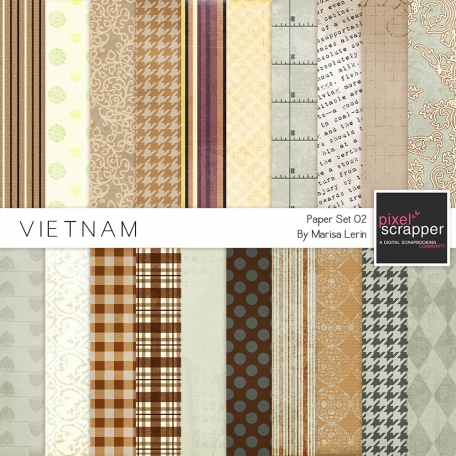 Vietnam Papers Kit #2