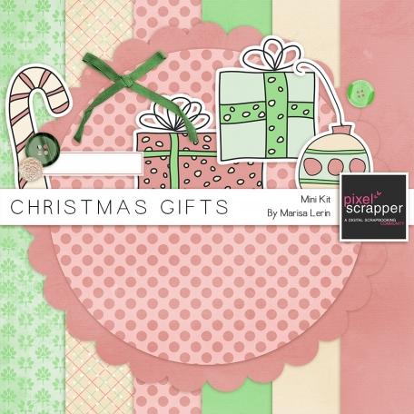 Christmas Gifts Mini Kit