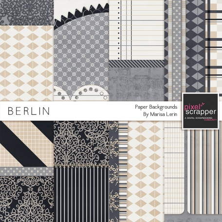 Berlin Backgrounds Kit