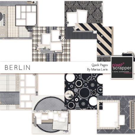 Berlin Quick Pages Kit
