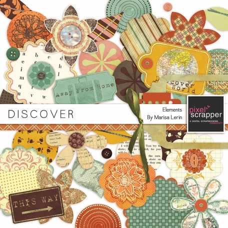 Discover Elements Kit