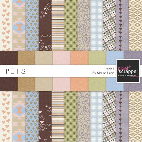 Pets Papers Kit