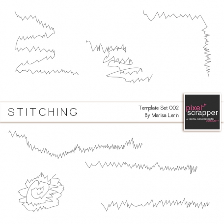 Stitching Set #2 Kit