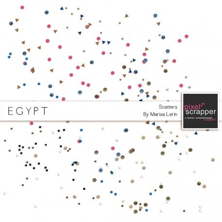 Egypt Scatters Kit