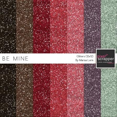 Be Mine Glitters