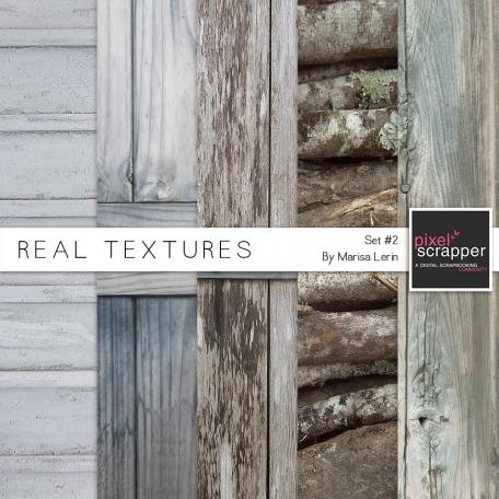 Réels Textures Kit # 2
