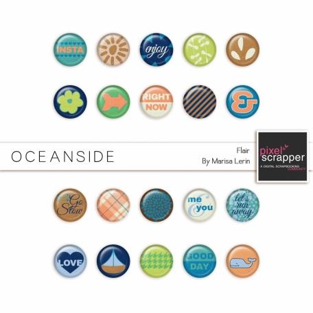 Oceanside Flairs Kit