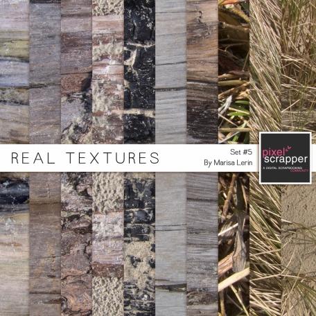 Réels Textures Kit # 5