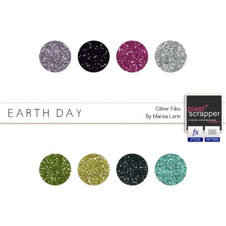 Earth Day Glitters