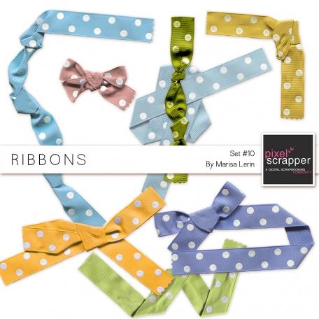 Ribbons Kit #10
