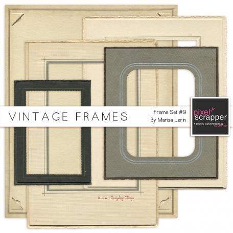 Frame Kit #9 - Vintage