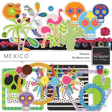 Mexico Elements Kit
