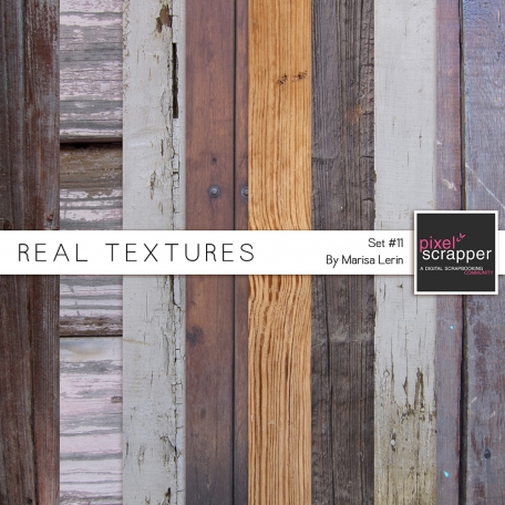 Real Textures Kit #11