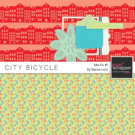 City Bicycle Mini Kit #1