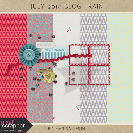 July 2014 Blog Train