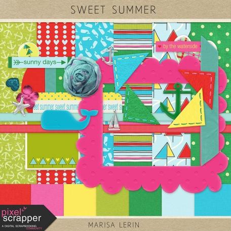 Sweet Summer Mini Kit