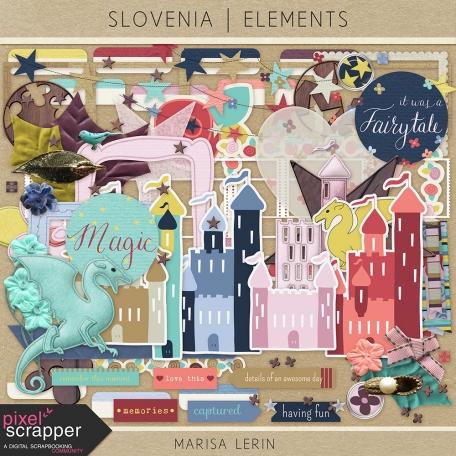 Slovenia Elements Kit