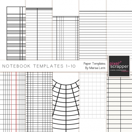 Paper Template Kit