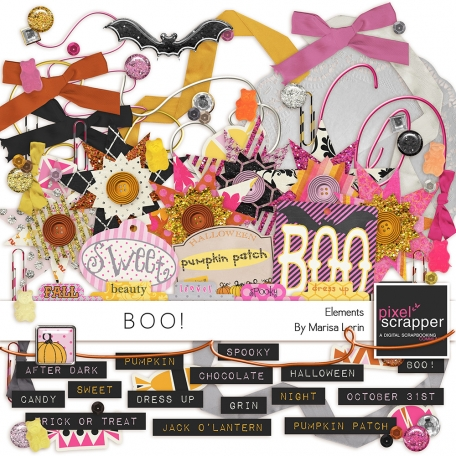 Boo! Elements Kit