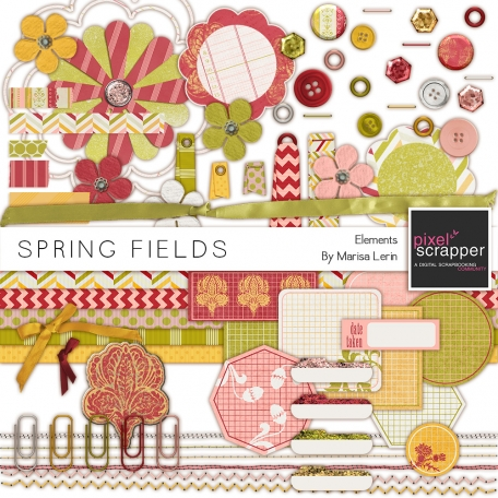 Spring Fields Elements Kit